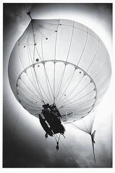 Paris Review - Airship, Lena Herzog & Graham Dorrington