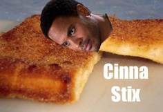 New from Dominos!  - Cinna Stix
