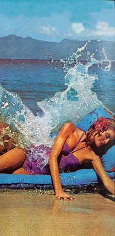 Renee Russo, by Helmut Newton, Vogue 1974 #vintage @smokyrags
