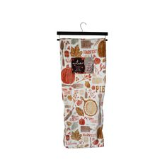 """Tossed Thanksgiving Throw Blanket •New Arrival •Cream •All over print •Approx. 50"""" x 70"""" •100% Polyester •Machine washable •Imported •Sold by Stella Saksa •Brand New Tossed, Thanksgiving, Blanket, Cream, Collection, Things To Sell, Creme Caramel, Thanksgiving Tree, Rug"""