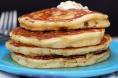 Maple Bacon Pancakes.  Y'all.  These things are AWESOME.  You have got to try them out.