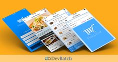 DevBatch provides you with the best e-commerce, #restaurant app, and #food ordering app for #iPhone and #Android devices. This ready-made application can be customized according to your company, products, and specifications with a unique logo, app name, and beautiful user interface.