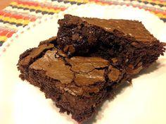 nutella brownies... Yum