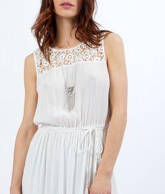 robe à empiècement