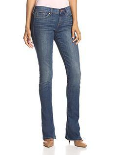 Dittos Women's Breana Skinny Flare Jean (Godspeed)