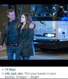 I LOVE Chicago PD & Chicago Fire! ❤