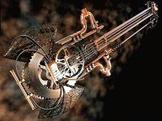 Five ingenious instruments, Amazing music!