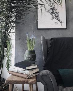 My Living Room: Corner by Patricia Garrido