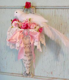 Valentine Cone | I'm already making Valentine goodies! | seaside rose garden | Flickr