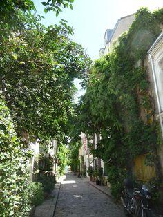 Rue des Thermopyles. Et oui, c'est à Paris!