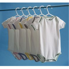 Your little one will sleep well through the night with the Antimicrobial Moisture Wicking Bodysuit!