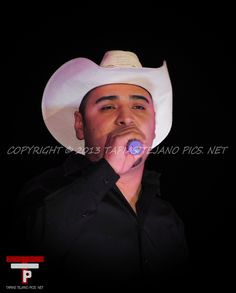 Michael Gutierrez of the Hometown Boys, 2013 Tejano Music Convention