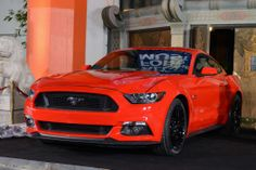 2015 Ford Mustang revealed in Los Angeles and Dearborn | Car Fanatics Blog Beta