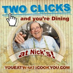 Invitation Announcement #1    http://www.youeatwhaticookyou.com
