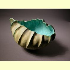 Pinch Pot - love the texture and color!