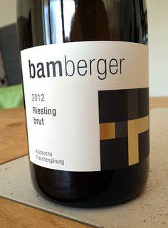 Riesling sekt brut Weingut Bamberger Meddersheim