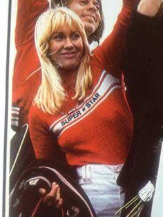 Agnetha Fältskog in Poland 1976.