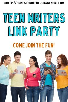 What are some fun writing sites for teens?