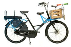 WorkCycles Fr8 (as family bike)