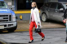FW15: The Best of NYFW Street Style / www.flare.com/fashion/fw15-the-best-of-nyfw-street-style/