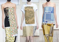 Maison Martin Margiela   Artisanal Couture Collection catwalks