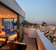 6 soluções que renovaram a cobertura carioca - Casa