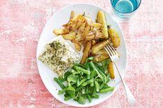 27 Januari - Kabeljauw + Aardappelen in de bonus = een lekker mediterrane gerecht! - Recept - Allerhande