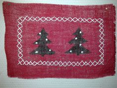 Joululiina (2.lk) Xmas Crafts, Little Ones, Bohemian Rug, Flag, Textiles, Craft Ideas, Sewing, Decor, Decoration