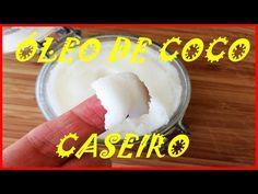 COMO FAZER ÓLEO DE COCO CASEIRO À FRIO