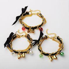 PandaHall Jewelry—Satin Ribbon Bowknot Bracelets... | PandaHall Beads Jewelry Blog