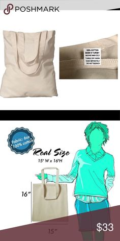 a01cb20cf12e 132 Best Cotton Tote Bags images in 2019 | Canvas tote bags, Canvas ...