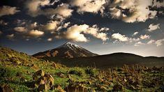 Гора Килиманджаро. Африка. Красивое фото