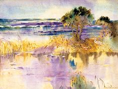 alice ravenel huger smith paintings - Cerca amb Google