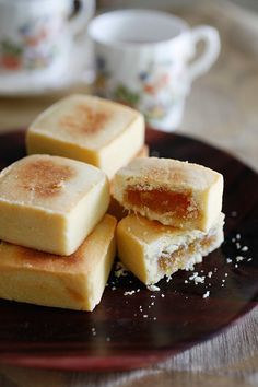 The taste of Taiwanese pineapple paste (jam) is quite different from the Malaysian/Singaporean version as it is mainly made of winter melon and flavored with pineapple essence instead of the real pineapple fruit.   rasamalaysia.com