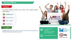 PMP Questions - JMBOK Academy
