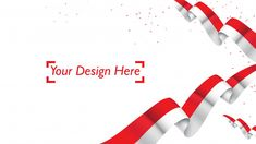 Indonesian patriotic background template with empty space for text, design, holidays, independence day. welcome to indonesia concept Premium Vector Powerpoint Background Design, Background Design Vector, Background Templates, Patriotic Background, Banner Background Images, Independence Day Greeting Cards, Light And Shadow Photography, Fruit Coloring Pages, Space Text