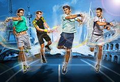 The Association of Tennis Professionals - The Big Shot