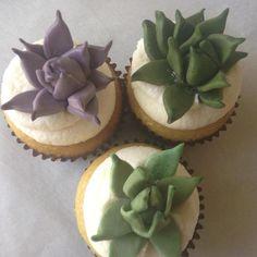 De Coeur Bake Shop - Home #aloe #cactus #cupcakes