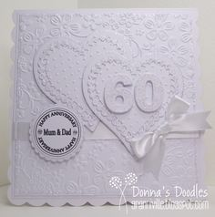 Donna S Doodles Wedding Anniversary Cards