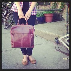 Corrente Convertible Backpack :: Made in USA