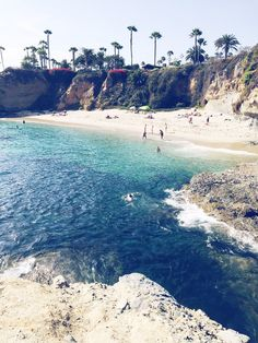 Treasure Island Beach || Laguna Beach, CA