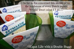Expat Life With a Double Buggy: Gratis?