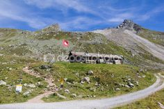 Waegerhus At Fluelapass In Davos Graubuenden Switzerland Davos, Land Scape, Photo Library, My Images, Royalty Free Images, Switzerland, Outdoor, Stock Photos, Vacation