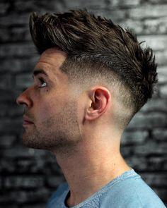 Fresh Haircuts for Men 2019 Mens Hair Cuts Fresh for Summer 2018 2019 Of 93 Amazing Fresh Haircuts for Men 2019 Mens Hairstyles 2018, Cool Hairstyles For Men, Hairstyles Haircuts, Haircuts For Men, Short Hair Undercut, Short Hair Cuts, Short Hair Styles, High Fade Haircut, Mens Fade Haircut