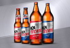 Tecate on Packaging of the World - Creative Package Design Gallery
