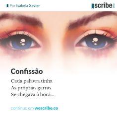 Confissão - wescribe.co