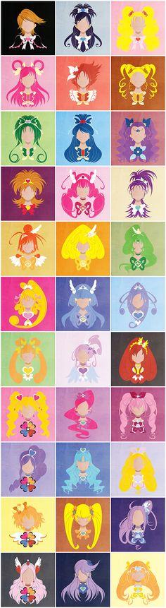 Precure All Stars/#1592527 - Zerochan