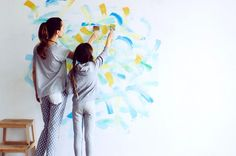 DIY, Budget-Friendly Decorating Ideas to Restyle Your Kids' Rooms Learning Patience, Family Weekend, Poems Beautiful, Mom Advice, Paint Party, You Gave Up, Inspirational Message, Parenting Hacks, Your Child