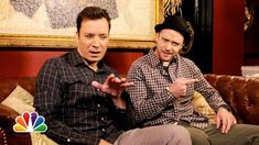 """#Hashtag"" with Jimmy Fallon & Justin Timberlake (Late Night with Jimmy ..."