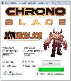 ChronoBlade Hack 2016 download iOS, apk.Full ChronoBlade Hack download. Download hack and crack for ChronoBlade Hack.